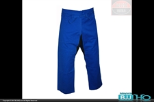 Today on BJJHQ Cageside Premium Blue Gi Pants - $22